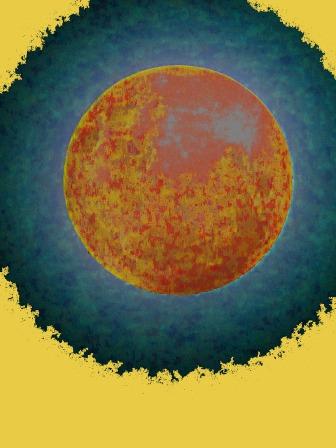 Negative moon