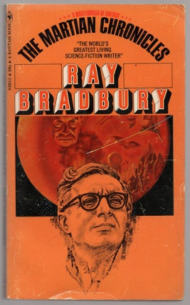 Image result for ray bradbury book covers""